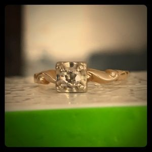 Jewelry - Antique promise ring